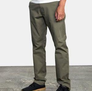 RVCA Week-end stretch pants